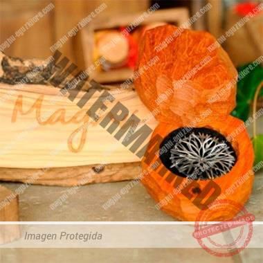 caja madera joya