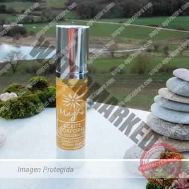 aceite corporal Eguzkilore