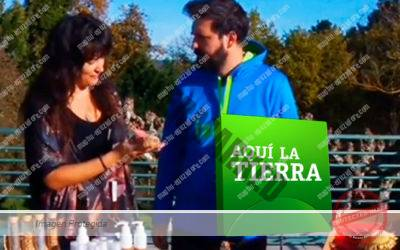 """Maghú en """"Aquí la Tierra"""" TVE"""